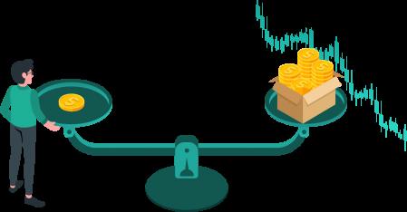 Les bases du trading dans IQ Option: spreads, swaps, marge, effet de levier, conversions