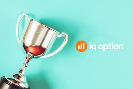 Tournois de trading IQ Option - Comment puis-je gagner un prix dans un tournoi?