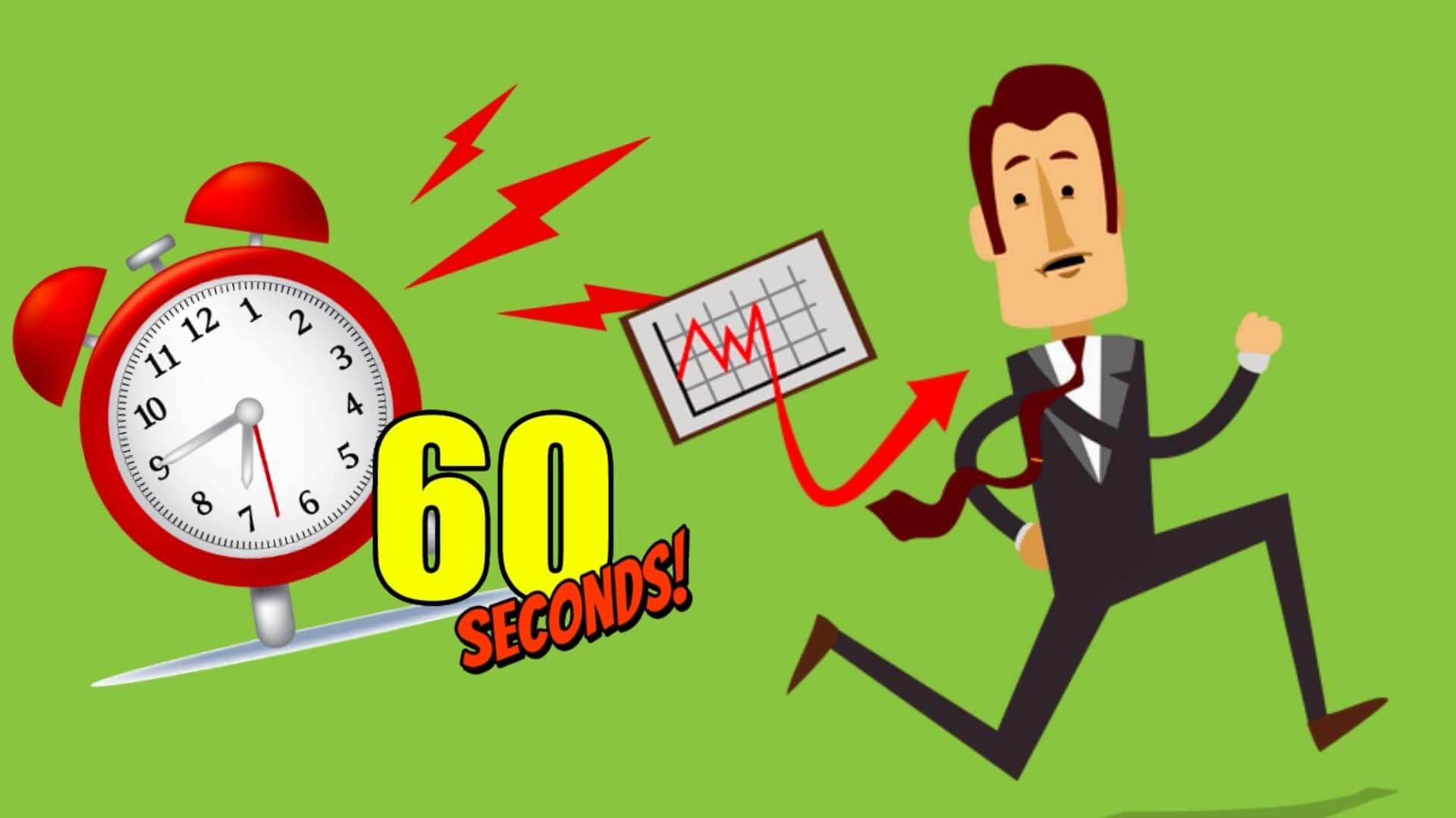 Comment négocier des options de 60 secondes dans IQ Option en combinant ADX avec la stratégie EMA