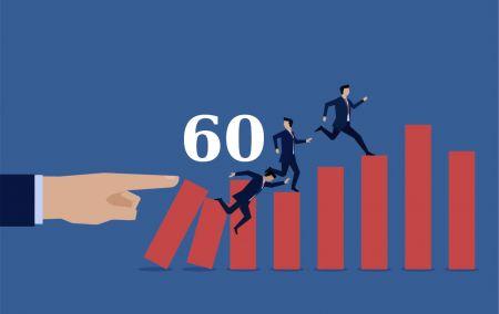 Quelle est la stratégie d'option binaire de 60 secondes? Qui devrait mettre en œuvre cette stratégie dans IQ Option?