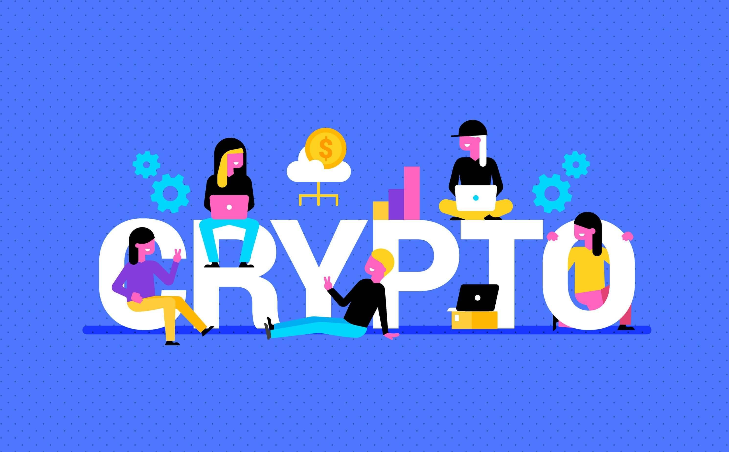 Définition de la crypto-monnaie? Comment acheter et vendre des cryptos sur IQ Option