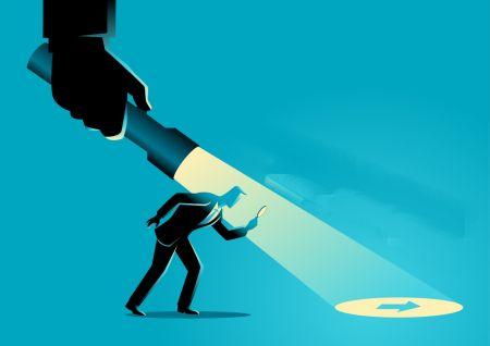 Trading pullback avec divergence cachée chez IQ Option