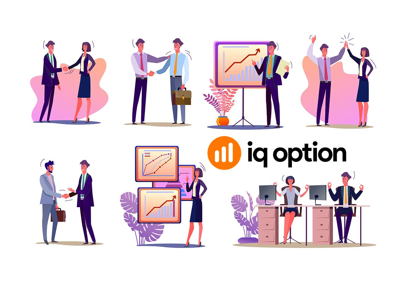 Comment rejoindre le programme d'affiliation et devenir partenaire d'IQ Option