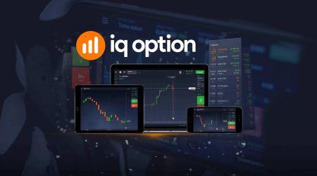 Comment télécharger et installer l'application IQ Option pour ordinateur portable/PC (Windows, macOS)