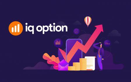 Comment négocier des options binaires et retirer de l'argent d'IQ Option