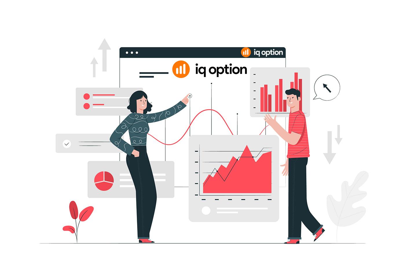 Comment s'inscrire et échanger des options binaires sur IQ Option