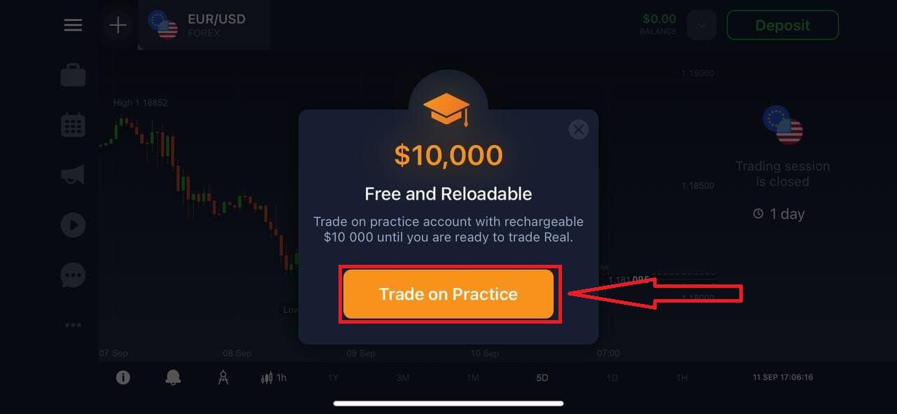 Comment trader sur IQ Option pour les débutants